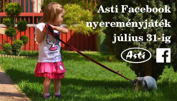 Asti facebook gyerekruha nyereményjáték