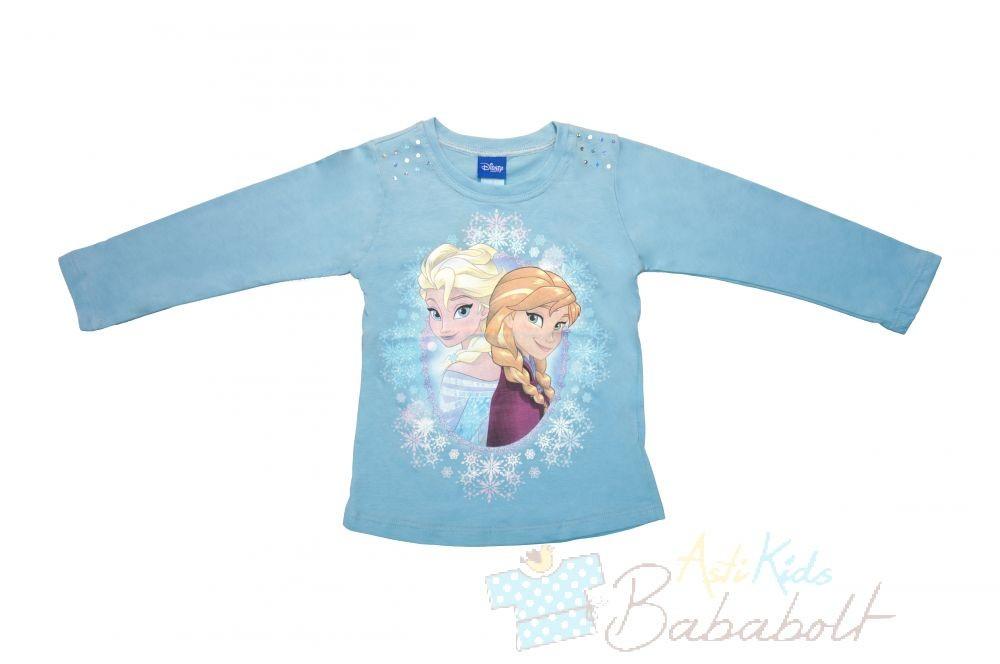 Disney Jégvarázs-Frozen gyerek flitteres vállú póló ( méret  104-134)   A c9667e9e81