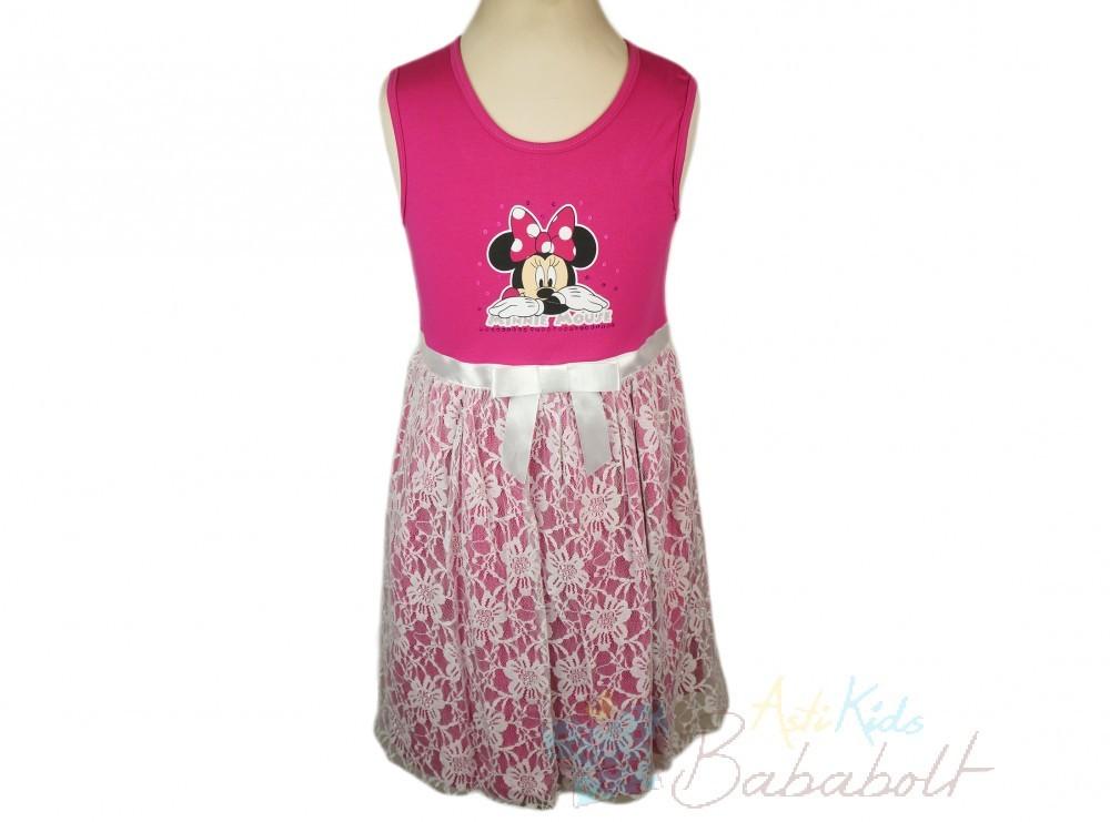 Disney Minnie baba gyerek csipkés ruha (méret  80-122) -  node field ... 4acdbe1b95