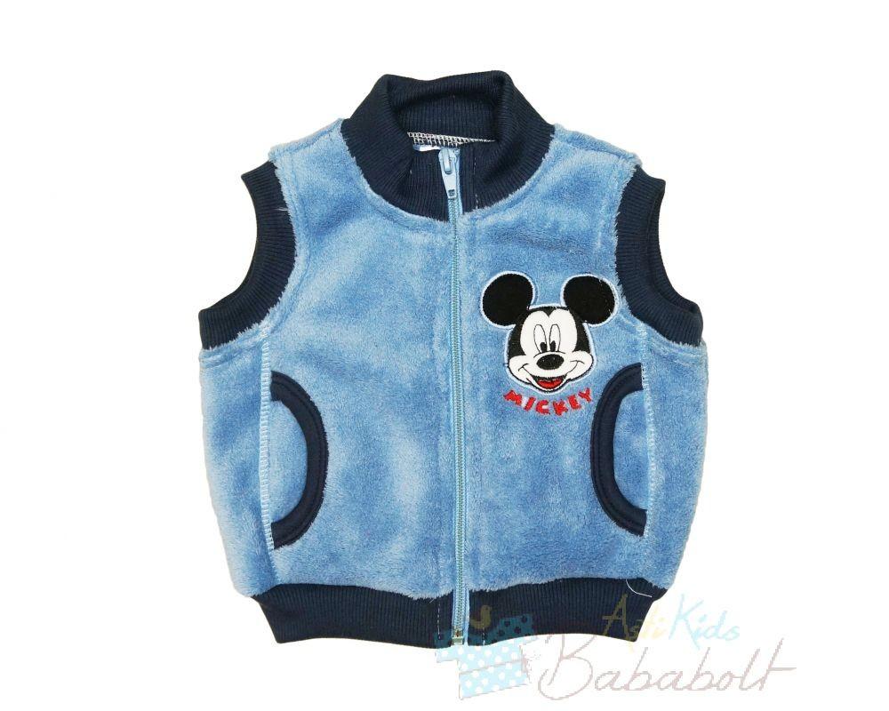 8396c152bb Disney Minnie, Mickey baba/gyerek wellsoft mellény (méret: 62-110 ...